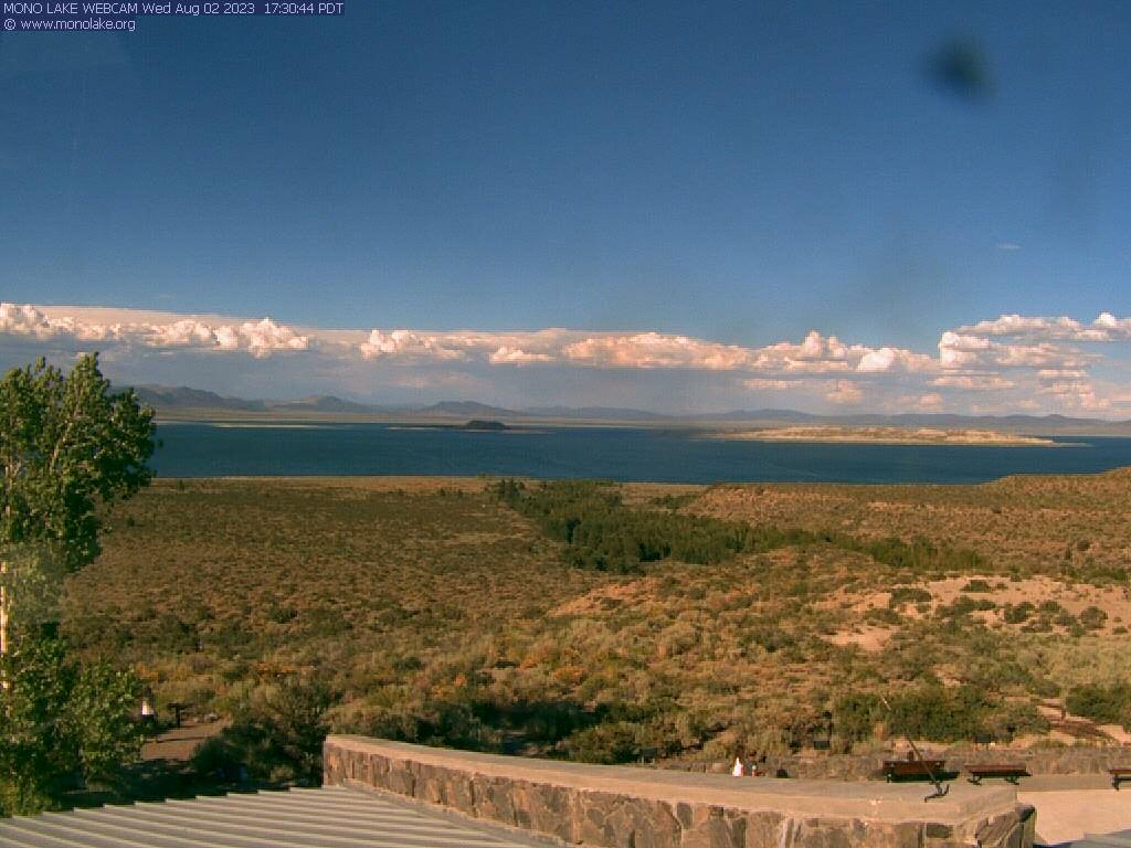 mono lake web cam